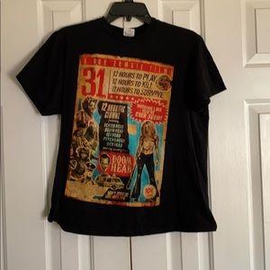 Rob zombie t shirt